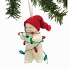 Item # 156718 - Get Lit Snowbabies Collectible Christmas Ornament