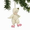 Item # 156759 - My First Heels Snowbabies Collectible Christmas Ornament