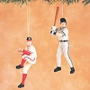 Item # 177002 - Baseball Player Christmas Ornament