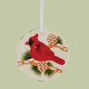 Item # 177031 - Cardinal Sun Catcher Ornament