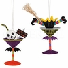 Item # 177075 - Witch Cocktail Ornament