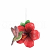 Item # 177078 - Ruby Throated Hummingbird Ornament