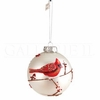 Item # 177100 - Cardinal Glass Ball Christmas Ornament