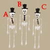Item # 177141 - Dancing Skeleton Christmas Ornament