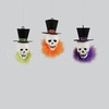 Item # 177143 - Skeleton Head Christmas Ornament