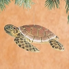 Item # 177180 - Sea Turtle Christmas Ornament