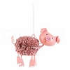 Item # 177198 - Pom-Pom Pig Ornament