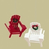 Item # 177217 - Adirondack Chair Ornament