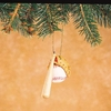 Item # 177237 - Softball Glove Christmas Ornament