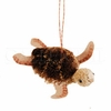 Item # 177280 - Sea Turtle Christmas Ornament