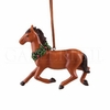 Item # 177325 - Holiday Horse Ornament