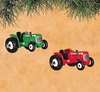 Item # 177393 - Tractor Christmas Ornament