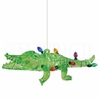 Item # 177454 - Alligator With Lights Christmas Ornament
