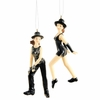 Item # 177754 - Jazz Dancer Christmas Ornament