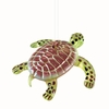 Item # 177766 - Glass Sea Turtle Christmas Ornament