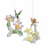 Item # 177819 - Hummingbird On Flower Ornament