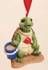 Item # 188026 - Sand Play Turtle Christmas Ornament