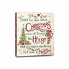 Item # 188045 - The Night Before Christmas Wall Art
