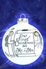 Item # 202056 - Our First Christmas As Mr. & Mrs. Ball Ornament