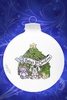 Item # 202159 - Baby Girl First Tree Ornament