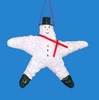 Item # 220008 - Starfish Snowman Ornament