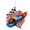 Item # 260126 - Winner's Circle Racing Christmas Ornament