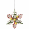 Item # 260131 - Tennis Snowflake Ornament