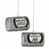 Item # 260137 - 16 Gallon Keg Christmas Ornament
