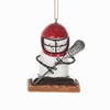 Item # 260174 - S'mores Lacrosse Ornament