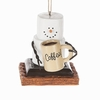 Item # 260188 - S'mores With Coffee Mug Ornament
