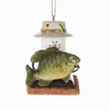 Item # 260195 - S'mores With Fish Ornament