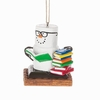 Item # 260214 - S'mores Book Club Ornament