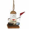 Item # 260241 - S'mores Tailgating Christmas Ornament
