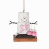 Item # 260247 - S'mores Baby Girl Ornament