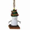 Item # 260248 - S'mores Christmas Tree Hat Christmas Ornament