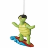 Item # 260266 - Surfer Turtle Ornament