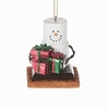 Item # 260277 - S'mores Holding Presents Ornament