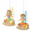 Item # 260289 - Beach Kid Christmas Ornament