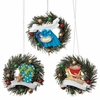 Item # 260305 - Beach Wreath Christmas Ornament