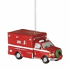 Item # 260306 - Ambulance Christmas Ornament
