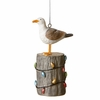 Item # 260324 - Seagull On Pier Christmas Ornament