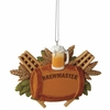 Item # 260328 - Brew Master Christmas Ornament