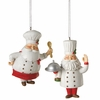 Item # 260368 - Santa Chef Christmas Ornament