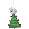 Item # 260390 - Oh Christmas Tree Cat Christmas Ornament