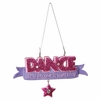 Item # 260401 - Dance No One Watching Christmas Ornament