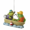Item # 260438 - Bass Fisherman Christmas Ornament