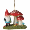 Item # 260440 - Garden Gnome Christmas Ornament
