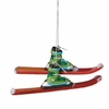Item # 260484 - Downhill Ski Ornament