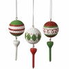 Item # 260515 - Golf Ball/Tee Ornament