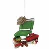 Item # 260521 - Fishing Chair Christmas Ornament